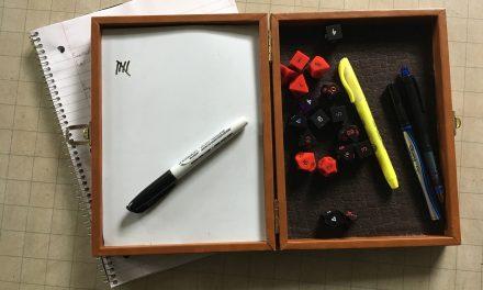 The Gamer's Box